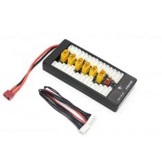 Li-Po parallel charging board 2-6S XT-60