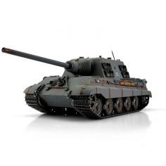 TORRO tank PRO 1/16 RC Jagdtiger grey - infra