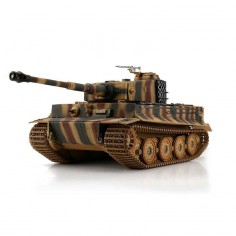TORRO tank 1/16 RC Tiger I Late Vers. camo - infra