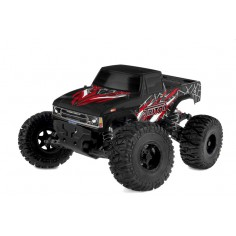TRITON XP - 1/10 Monster Truck 2WD - RTR - Brushless Power 2-3S - No Battery - No Charger