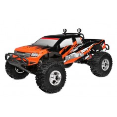 MAMMOTH XP - 1/10 Monster Truck 2WD - RTR - Brushless Power 2-3S - No Battery - No Charger