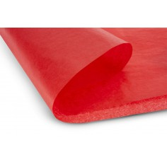 "Scarlet Red Tissue 20"" X 30"""