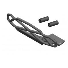 Bumper - Bull Bar Type - Front - Composite - 1 Set