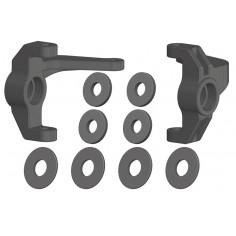 Steering Block - L/R - Composite - 1 Set