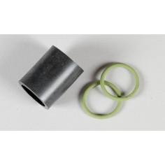 O-rings/silicon tube f.FG steel side power 1:5
