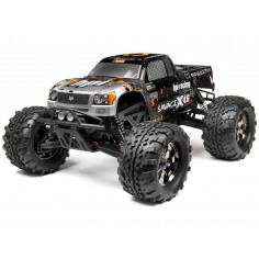 SAVAGE X 4,6 RTR with 2,4GHz