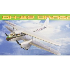42´´ wingspan Dehavilland DH-89 Dragon Rapide