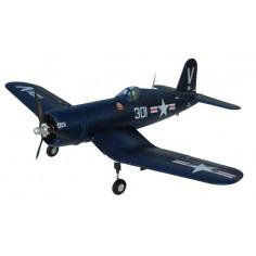 F4U Corsair- ARF (blue, el. retract)