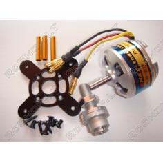 """EMAX BL2810 1100KV 86g """"Outrunner"""" tipo bešepetėlinis variklis"""