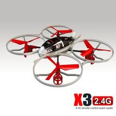 SYMA X3 Pioneer 240mm, 2.4Ghz multikopteris, RTF