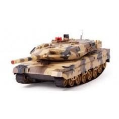 UF Abrams 1:24 tanko modelis 27MHz RTR
