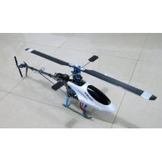 SKYA SZ450SE V2 CCPM sraigtasparnio rinkinys, 80% surinktas (anglies pluošto rėmas)