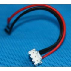 Balansavimo jungtis 2 celių, 3 kontaktų, 10cm ilgio.