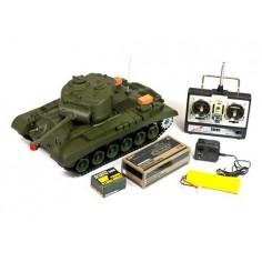 M26 Snow Leopard I 1:16 mastelio tanko modelis RTR, garsas + dūmai