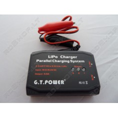 G.T. Power 2-3 celių LiPo pakrovėjas