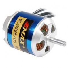 """EMAX BL3526/04 860KV 250g """"Outrunner"""" tipo bešepetėlinis variklis"""