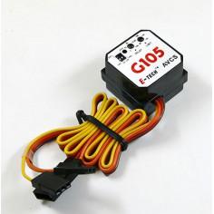 E-Tech G105 AVSC giroskopas su AVCS sensoriumi