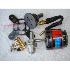 """EMAX GT2812/06 1550KV 105g """"Outrunner"""" tipo bešepetėlinis variklis"""