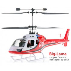 E-SKY Big Lama sraigtasparnis 2.4Ghz RTF