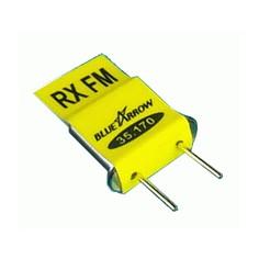 Blue Arrow UM-5 Mini 35.070MHz 67Ch FM imtuvo(RX) kvarcas