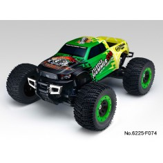 ThunderTiger 1/8 SledgeHammer S50 Monster Truck 0.50 2.4Ghz RTR