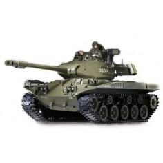 HL M41A3 Bulldog SMOKE/SOUND 1:16 tanko modelis RTR,