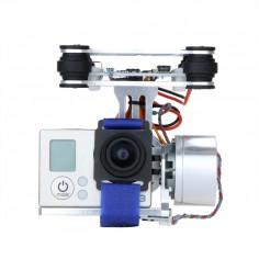 GLB Hobby 2-ašių brushless gimblas GOPRO kamerai