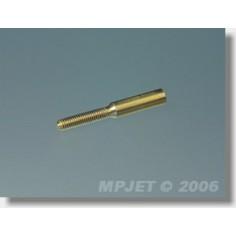 MP-JET ECO metalinis traukės reguliavimas su sriegiu M2, 10vnt.