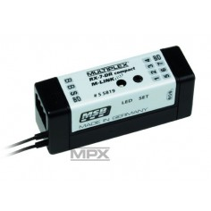 55819 Receiver RX-7 DR compact M-LINK 2,4GHz