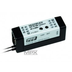 55820 Receiver RX-12 DR compact M-LINK 2,4GHz