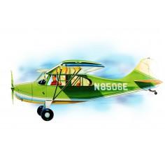 Aeronca plane kit lazer cut model