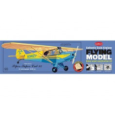 Piper cub 95 kit lazer cut