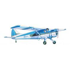 DHC-2 Beaver model kit-lazer cut