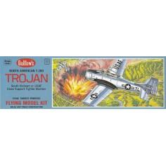 T-28 Trojan 406mm