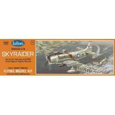 Skyraider A1H flying model kit
