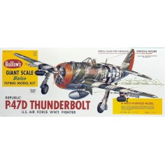 "Thunderbolt 3/4"" scale plane kit"