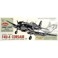"Corsair 3/4"" scale plane kit"