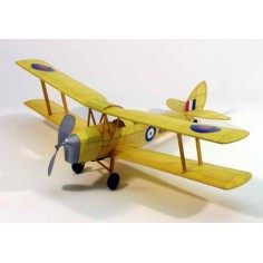 "17-1/2"" wingspan Tiger Moth"
