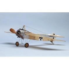 """17-1/2"""" wingspan Fokker E III"""