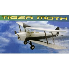 35´´ wingspan Tiger Moth