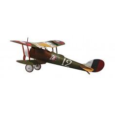 "35"" wingspan Nieuport 28 lazer cut"