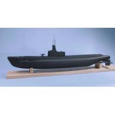 "33"" USS Bluefish submarine"