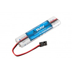 4.8V 800 AAA ENELOOP Sanyo RX 4cell. receiv.pack (long)