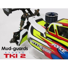 Mud guards: KYOSHO MP9 TKI2