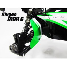 Mud guards: MUGEN MBX-6