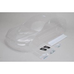 Body set BMW M3 ALMS, 2mm transparent