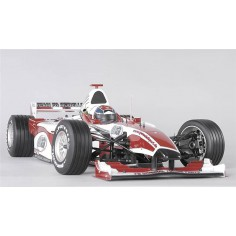 F 1 Sportsline 2WD, clear body