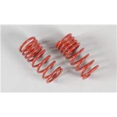 Damper spring F1,progr.2,4x48 red, 2pcs.