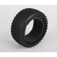 Tires Buggy rear + SC 2pcs 1/5