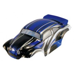 Car body Rock crawler 1:10 blue